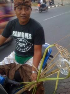 Balinese Ramones Fan